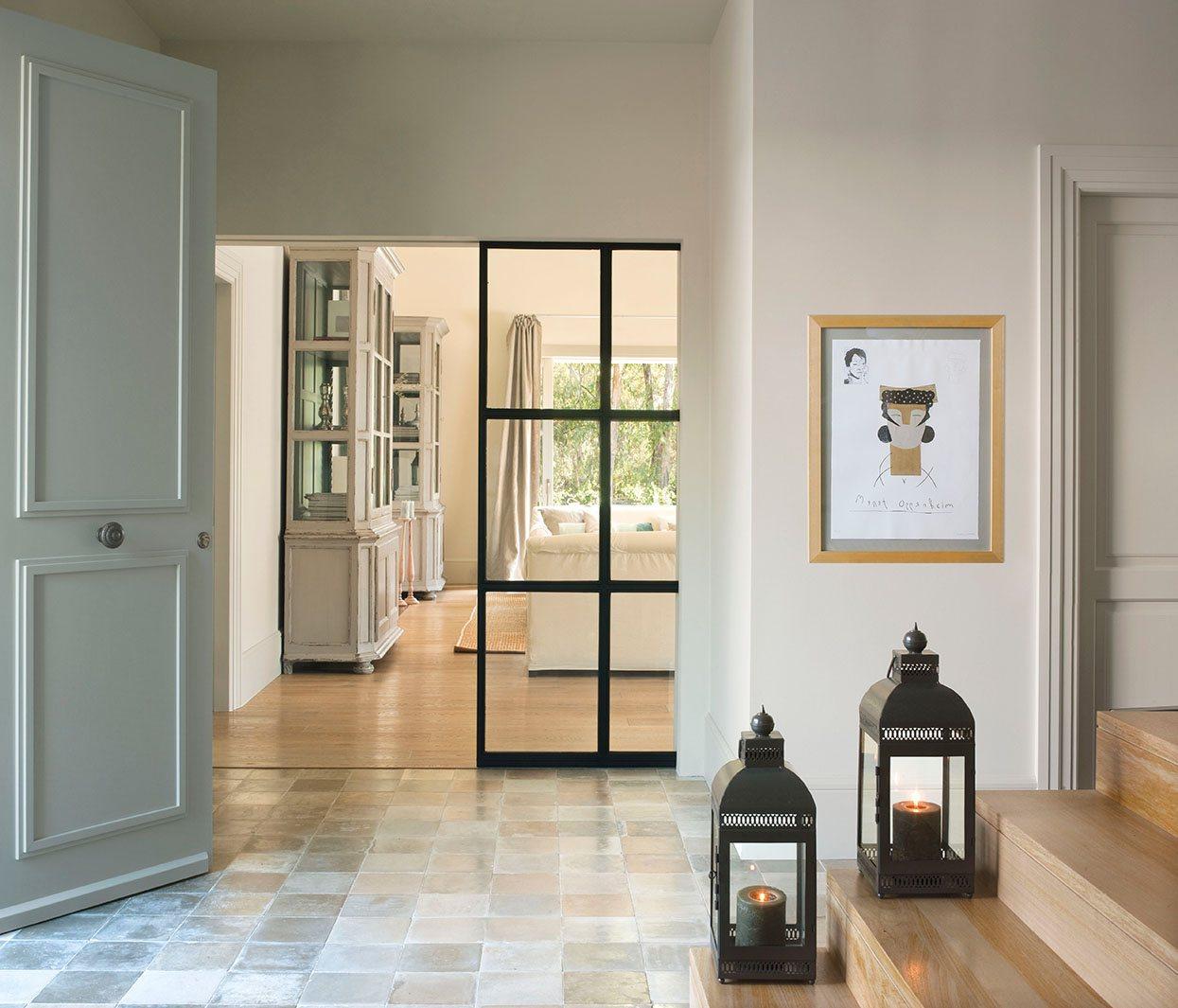 Puertas correderas for Puertas de paso de cristal